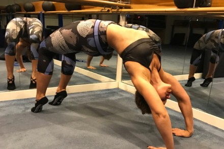 Yoga provides balance and stretches muscles | www.jackieunfiltered.com