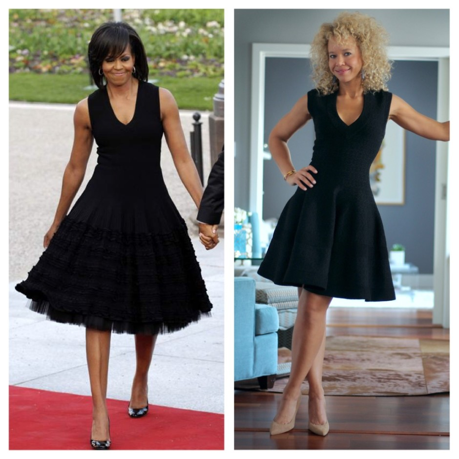 Michelle Obama taught us that every woman needs the perfect LBD ...